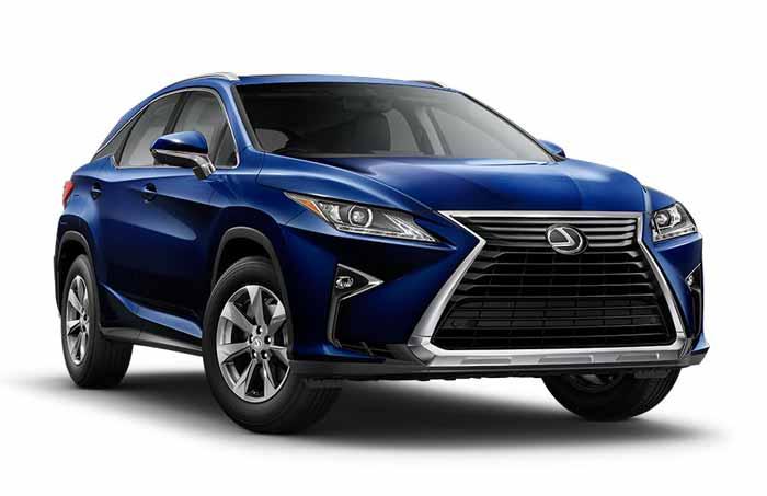 Lexus rx 350 lease deal